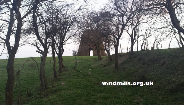 santok windmill wiatrak